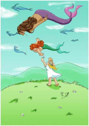 Flight of the Mermaids